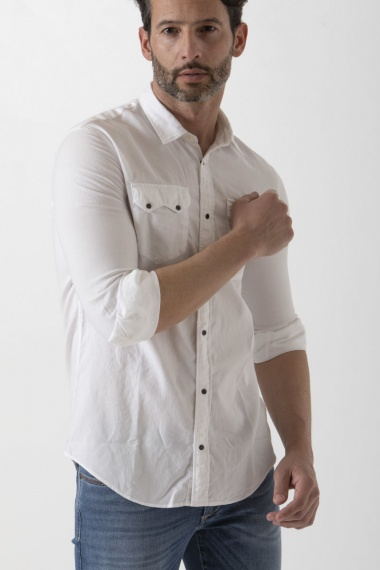 Camicia per uomo DONDUP P/E 19