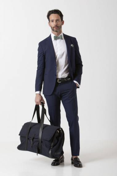 REGINALD Weekend bag LUDOVICO MARABOTTO S/S 19
