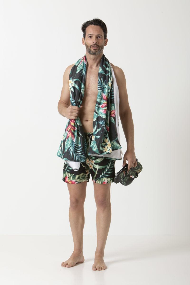 Swim shorts for man MC2 SAINT BARTH S/S 19