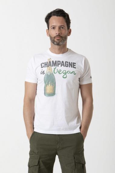 Männer T-shirt MC2 SAINT BARTH F/S 19