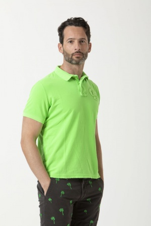 Polo for man CHARAPA S/S 19