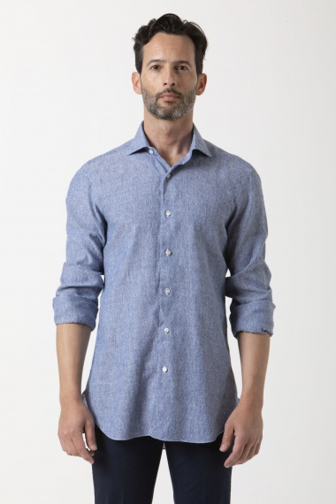 Shirt for man BARBA CULTO S/S 19