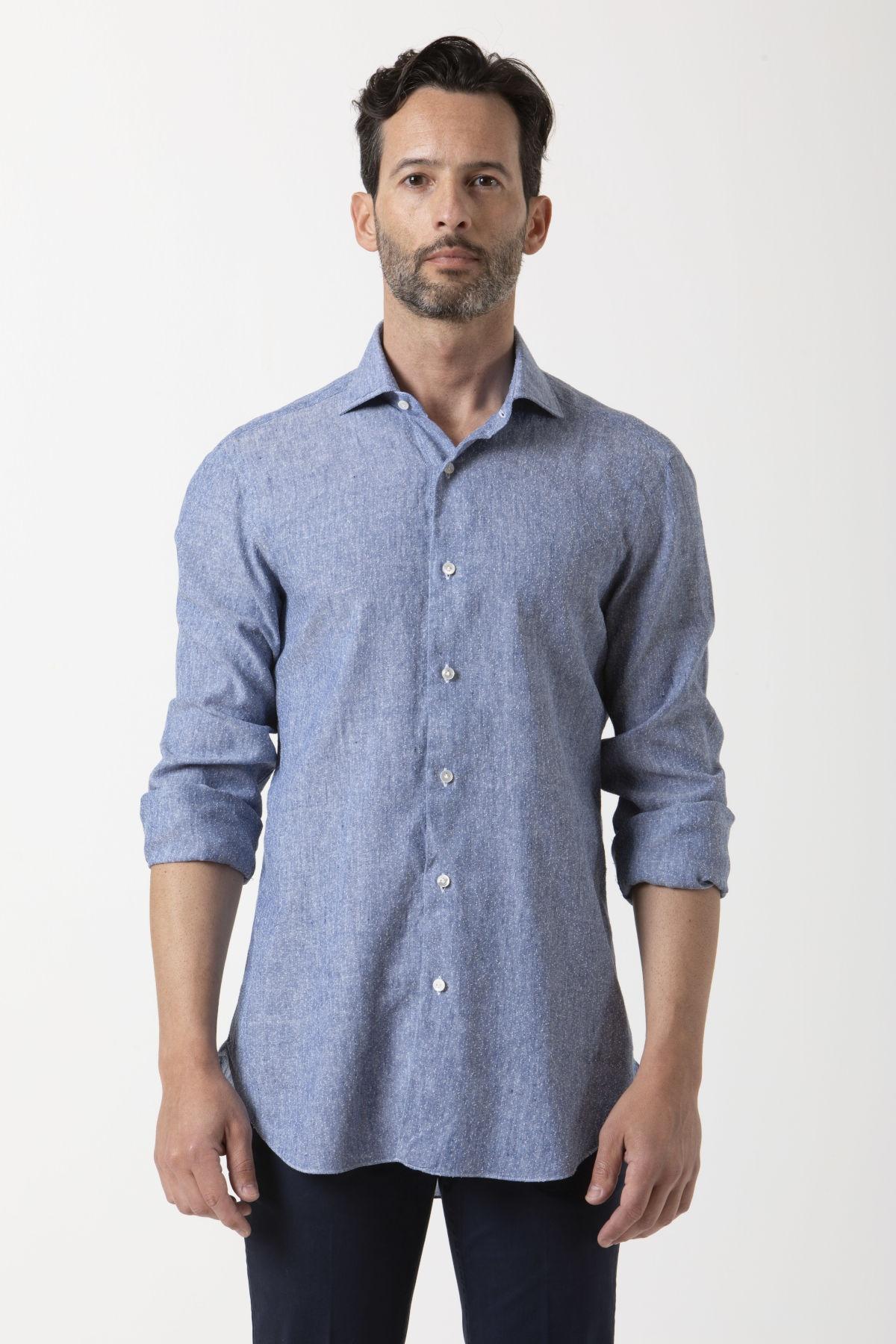 Shirt for man BARBA CULTO S/S 19