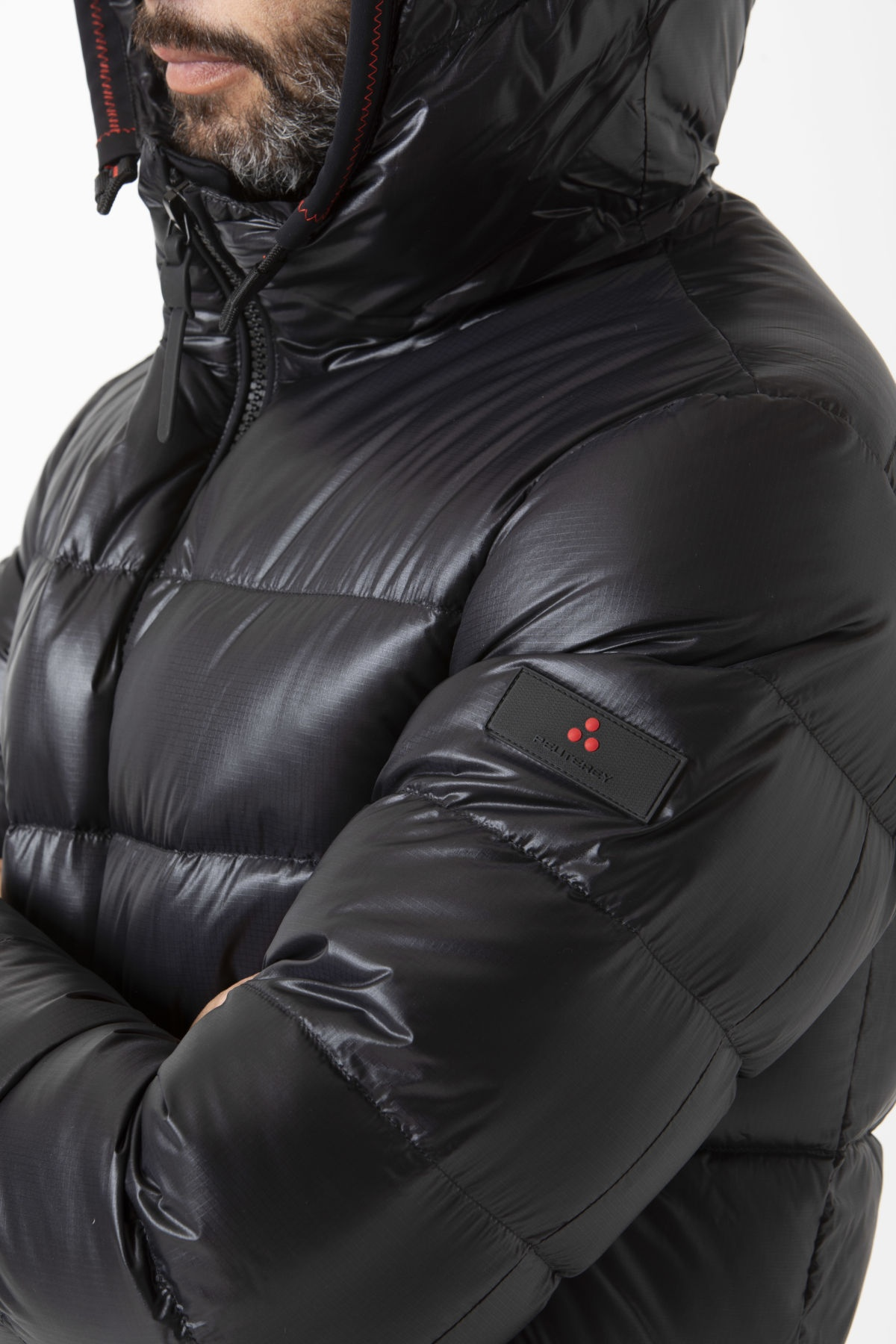 HONOVA Jacket for man PEUTEREY FW Rione Fontana