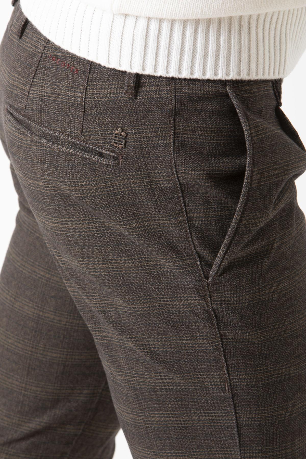 Pantaloni SLACKS per uomo INCOTEX A/I 19-20