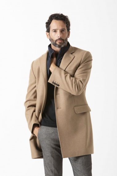 Double Coat for man FAY F/W 19-20
