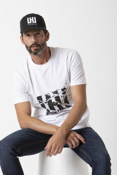 T-shirt per uomo LES HOMMES URBAN A/I 19-20