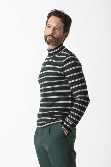 Turtleneck pullover for man PAOLO PECORA F/W 19-20