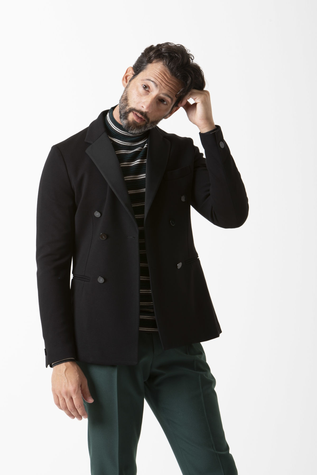 Jacket for man PAOLO PECORA F/W 19-20