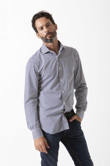 Camicia per uomo BARBA A/I 19-20