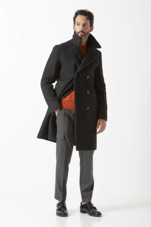 Coat for man PALTÒ F/W 19-20