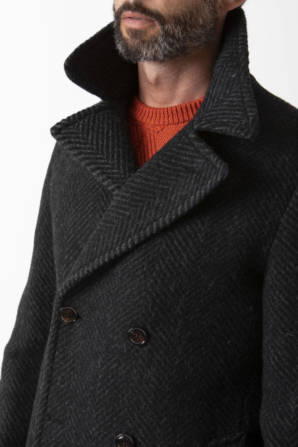 ACHILLE Coat for man PALTÒ F/W 19-20