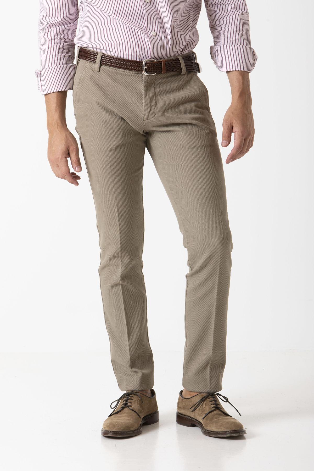 Pantaloni per uomo ENTRE AMIS A/I 19-20