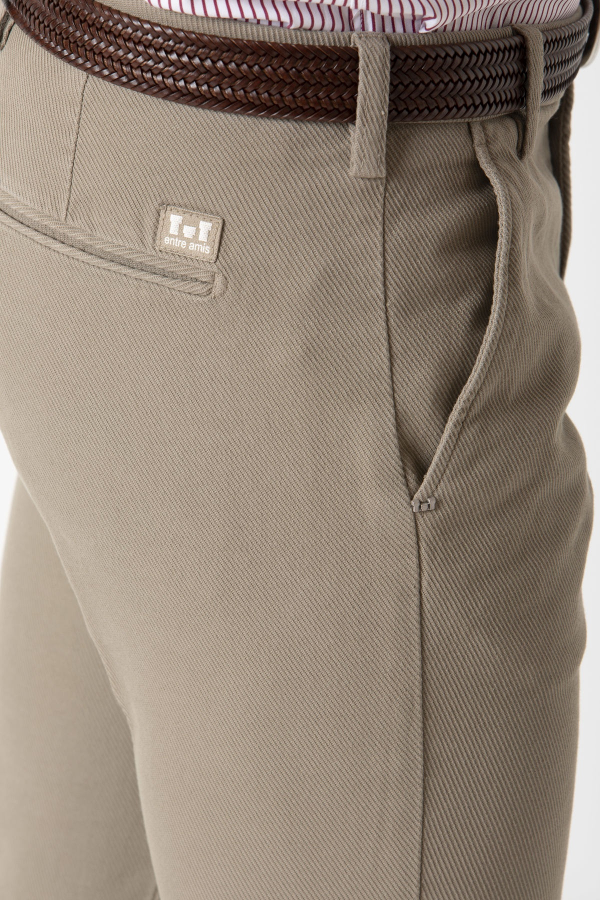 Trousers for man ENTRE AMIS F/W 19-20