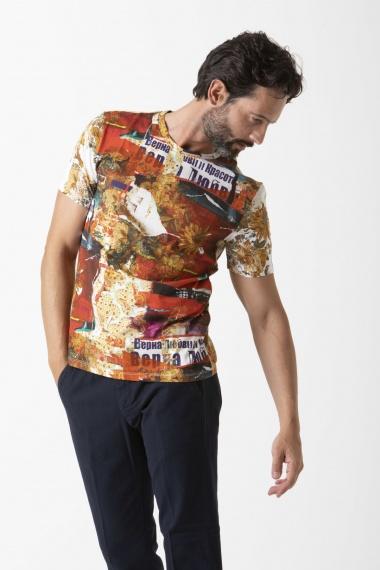 Herren T-shirt ETRO H/W 19-20