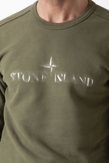 Felpa per uomo STONE ISLAND A/I 19-20