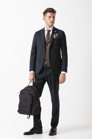 Suit for man LARDINI F/W 19-20