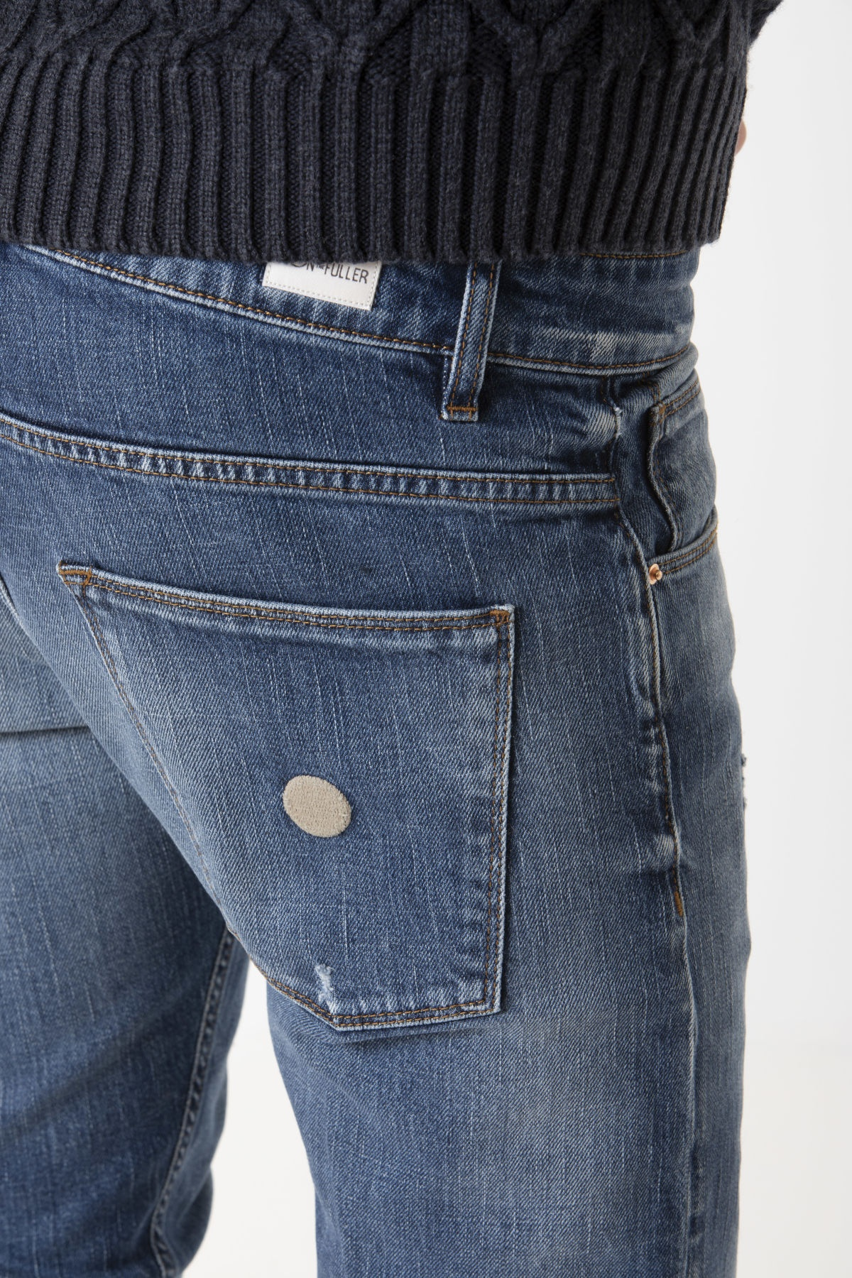 Jeans per uomo DON THE FULLER SANFRANCISCO A/I 19-20