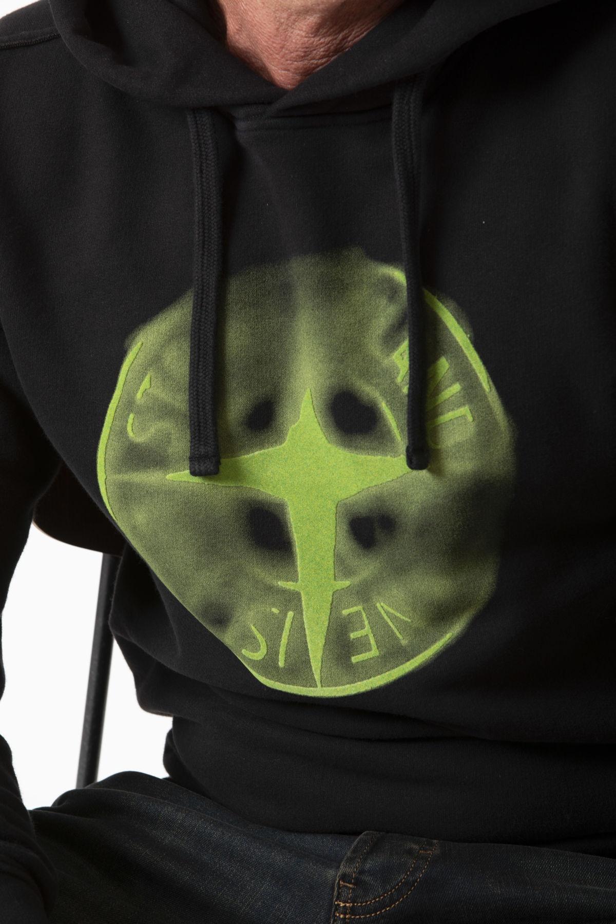 GRAPHIC TEN Sweatshirt for man STONE ISLAND F/W 19-20