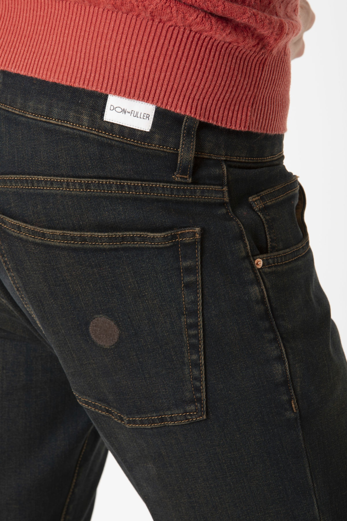 Jeans MILANO per uomo DON THE FULLER A/I 19-20