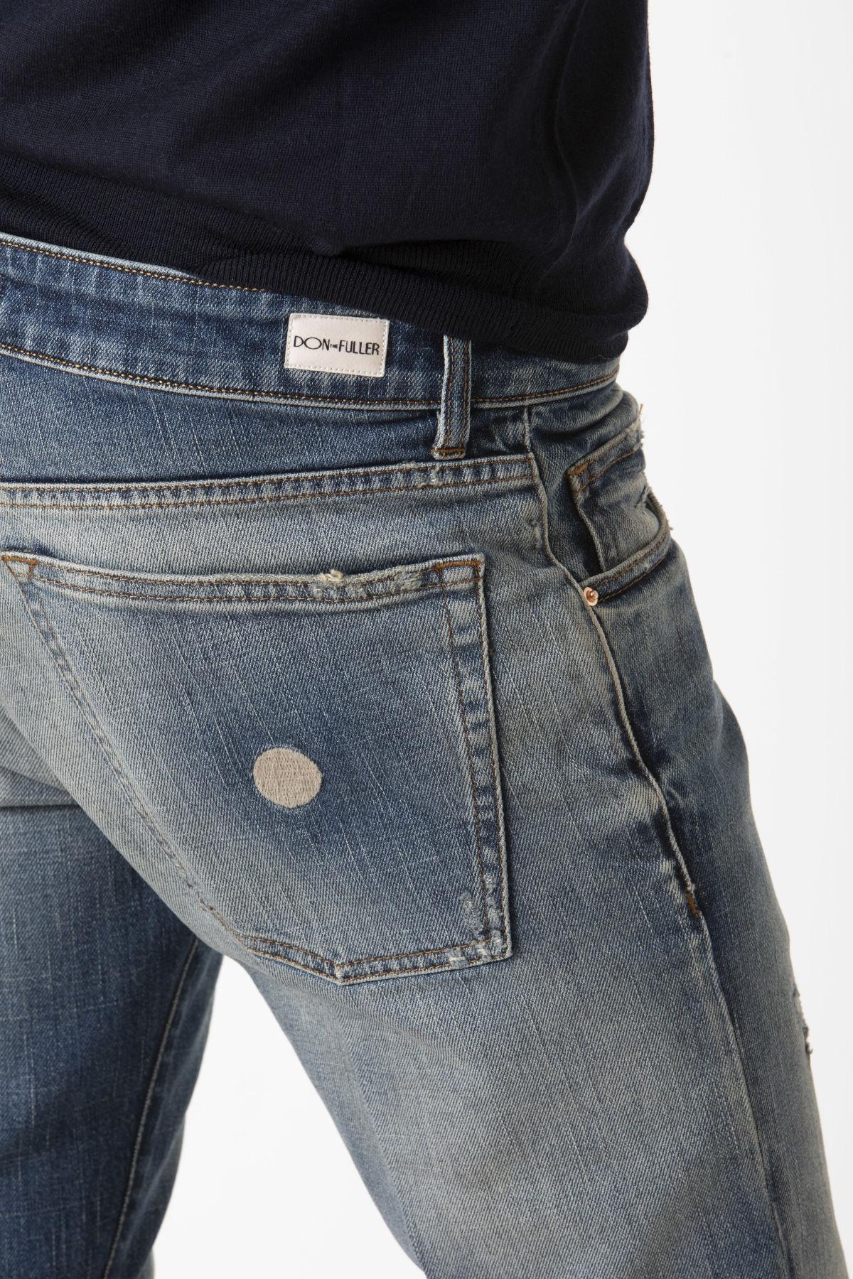 MILANO Herren Jeans DON THE FULLER H/W 19-20