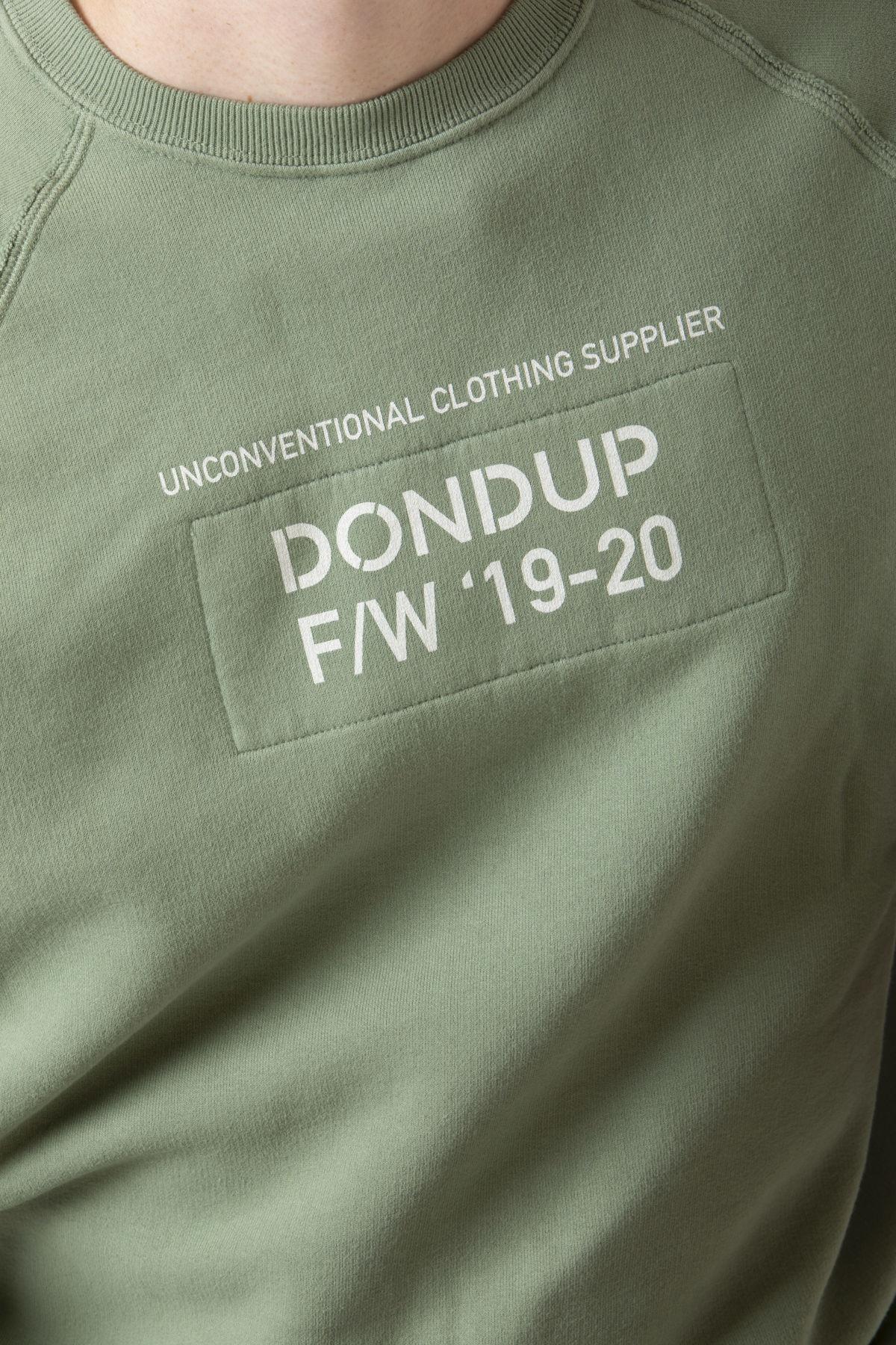 Felpa per uomo DONDUP A/I 19-20