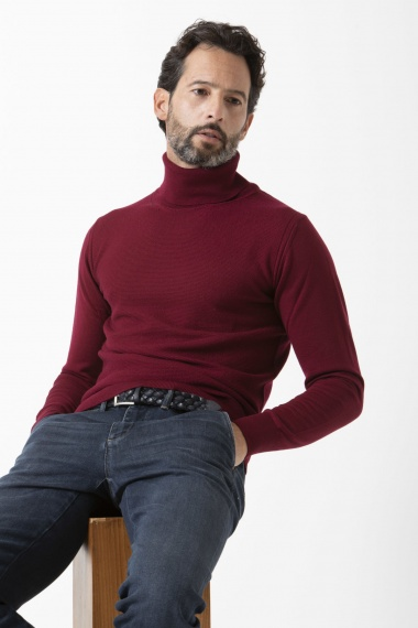 Rollneck pullover for man RIONE FONTANA F/W 19-20