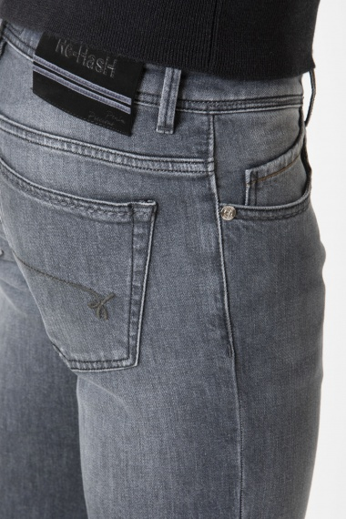 Jeans per uomo RE-HASH Hopper A/I 19-20