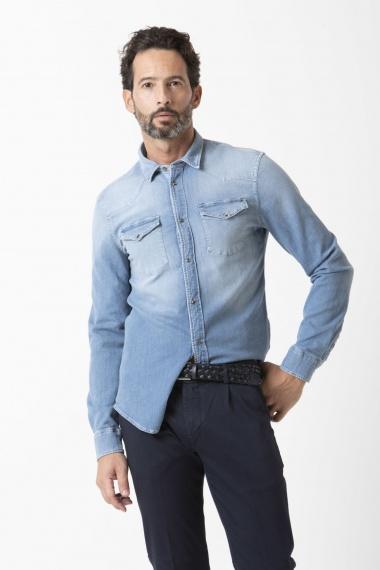 Camicia per uomo DONDUP A/I 19-20