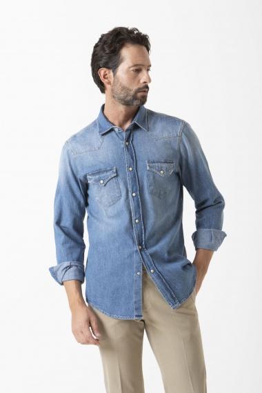 Camicia per uomo ROY ROGER'S A/I 19-20