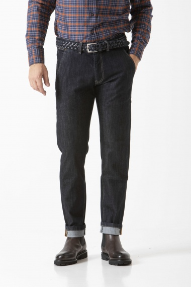 Jeans for man BERTELLI F/W 19-20