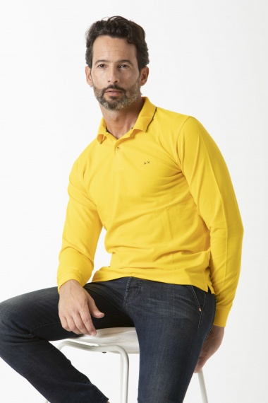 Polo for man SUN68 F/W 19-20