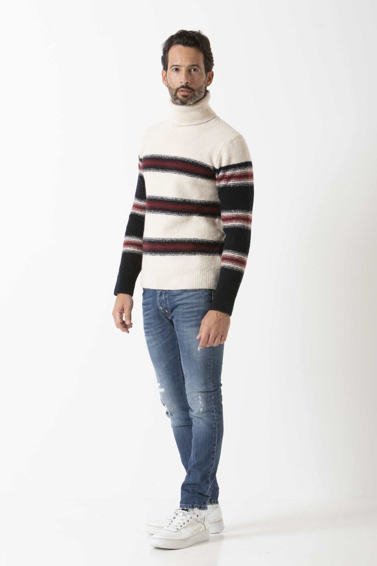 Maglione per uomo PAOLO PECORA A/I 19-20
