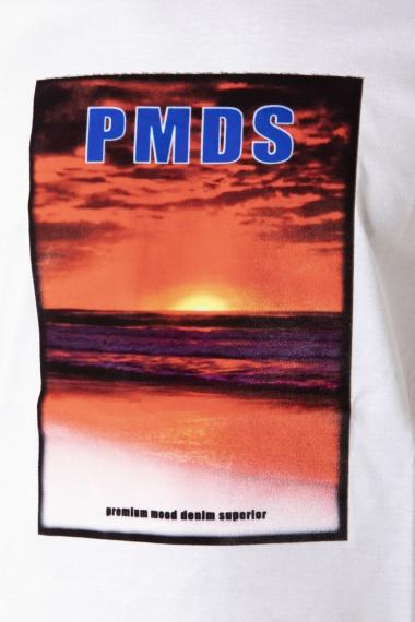 T-shirt per uomo PMDS A/I 19-20