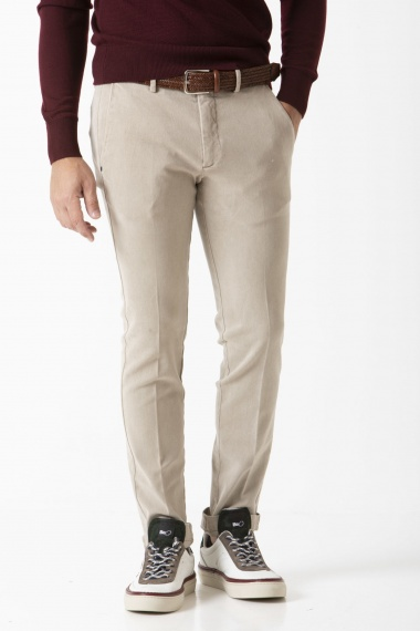 Trousers for man MICHAEL COAL F/W 19-20
