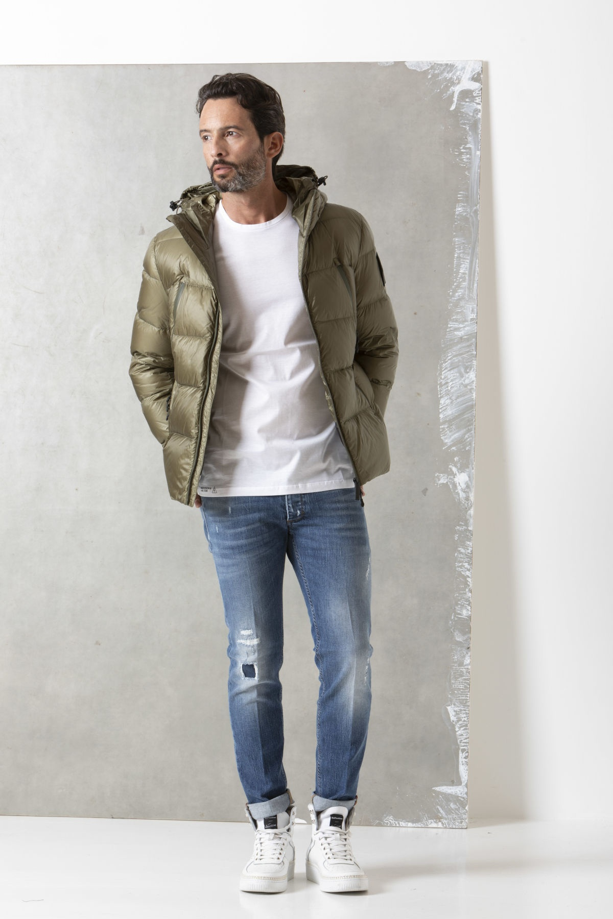 Jacket for man OUTHERE F/W 19-20