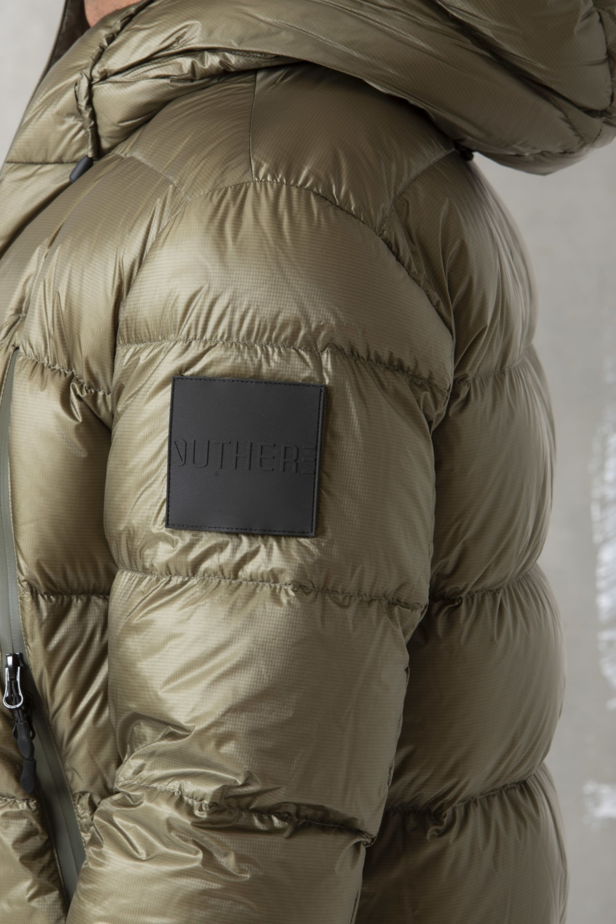 ULTRALIGHT RIPSTOP Jacket for man OUTHERE F/W