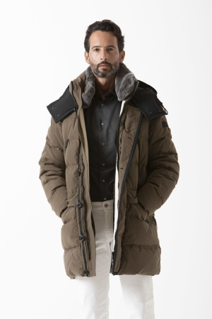 Parka for man PEUTEREY F/W 19-20
