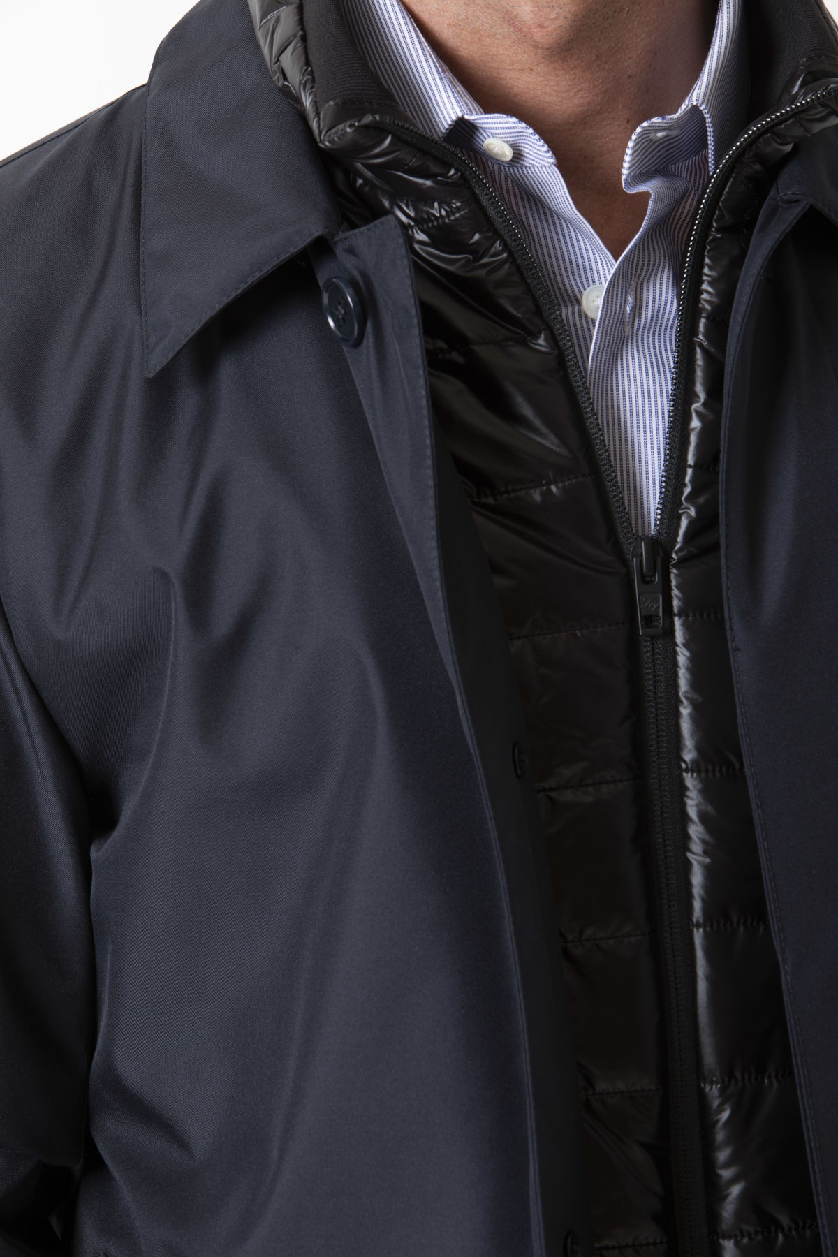 DOUBLE FRONT Coat for man FAY F/W 19-20