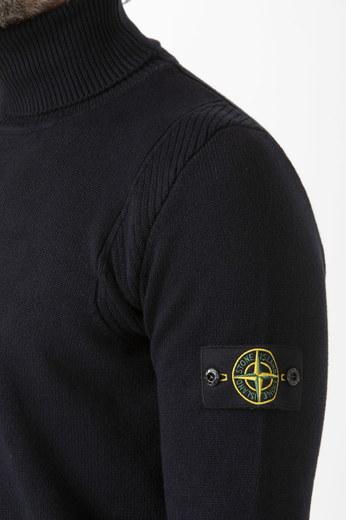 Turtleneck pullover for man STONE ISLAND F/W 19-20