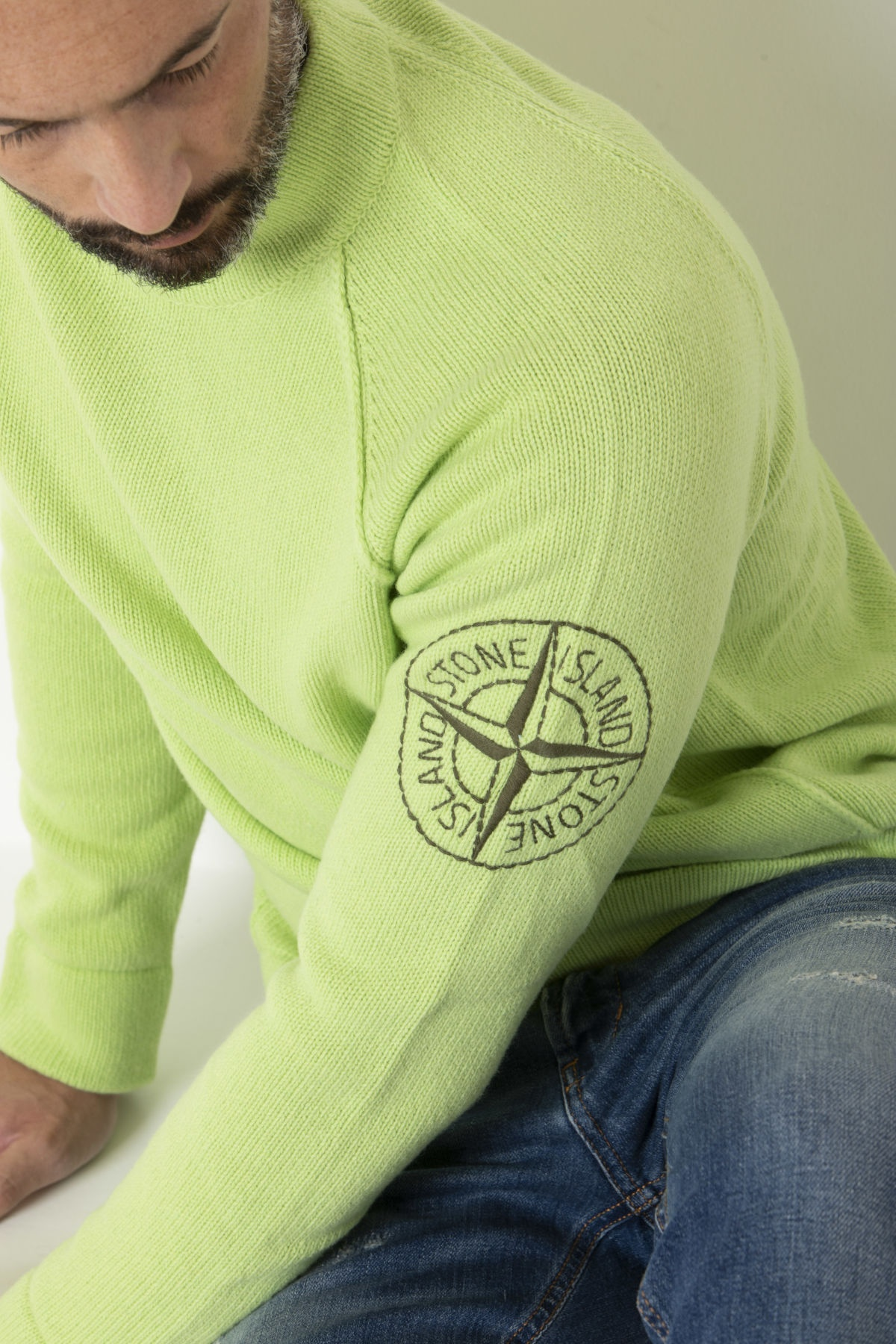 Pullover per uomo STONE ISLAND A/I