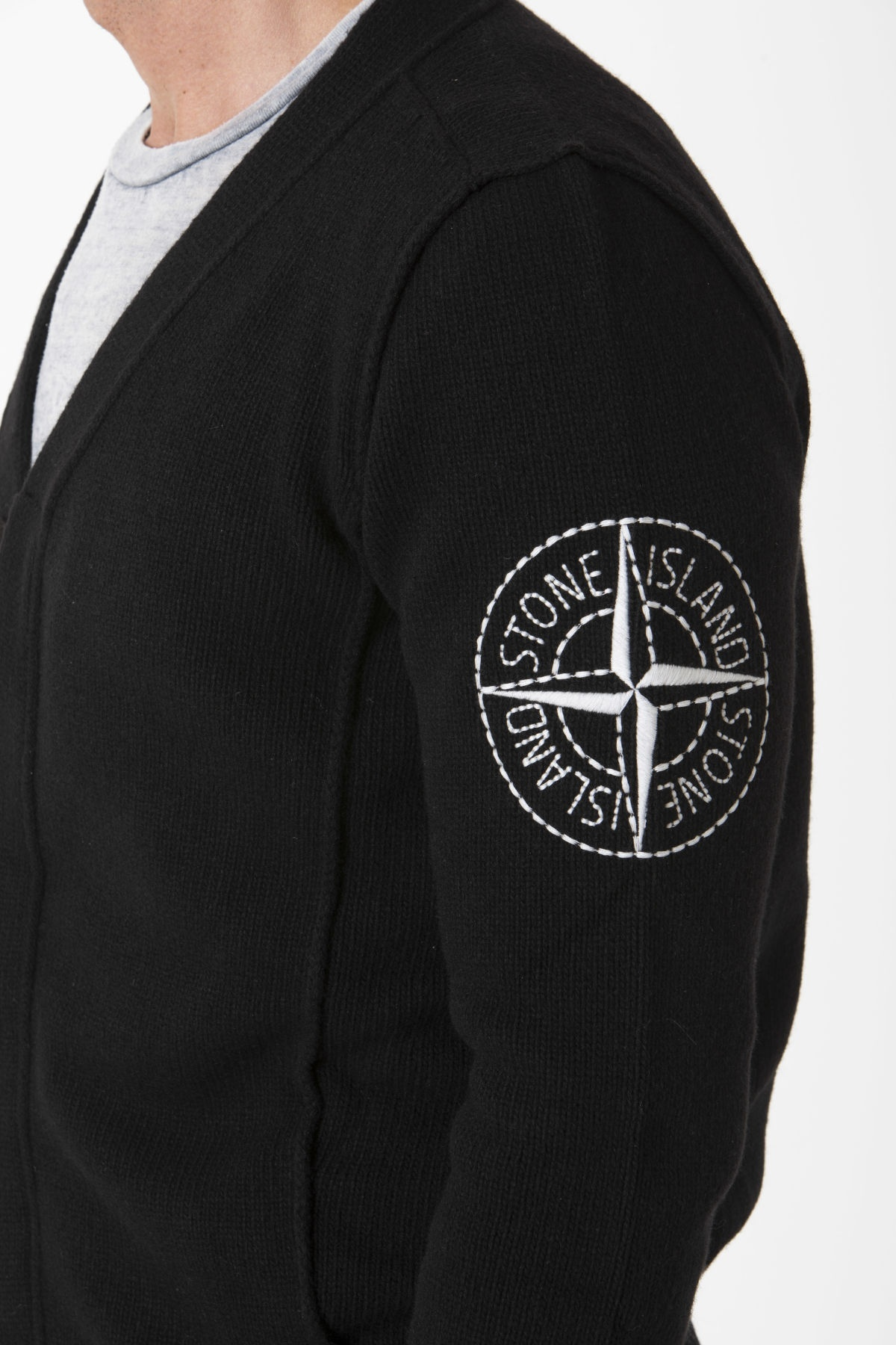 Cardigan for man STONE ISLAND F/W 19-20
