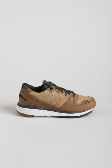 SAUCONY AZURA brown F/W 19-20