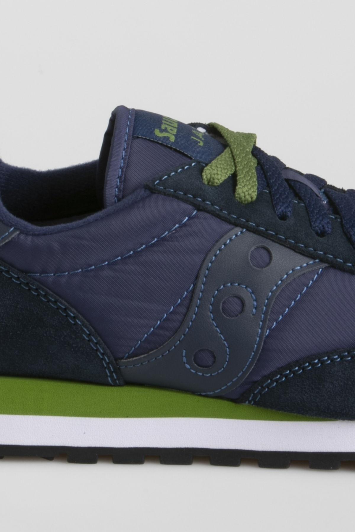 SAUCONY JAZZ O' blue / green F/W 19-20