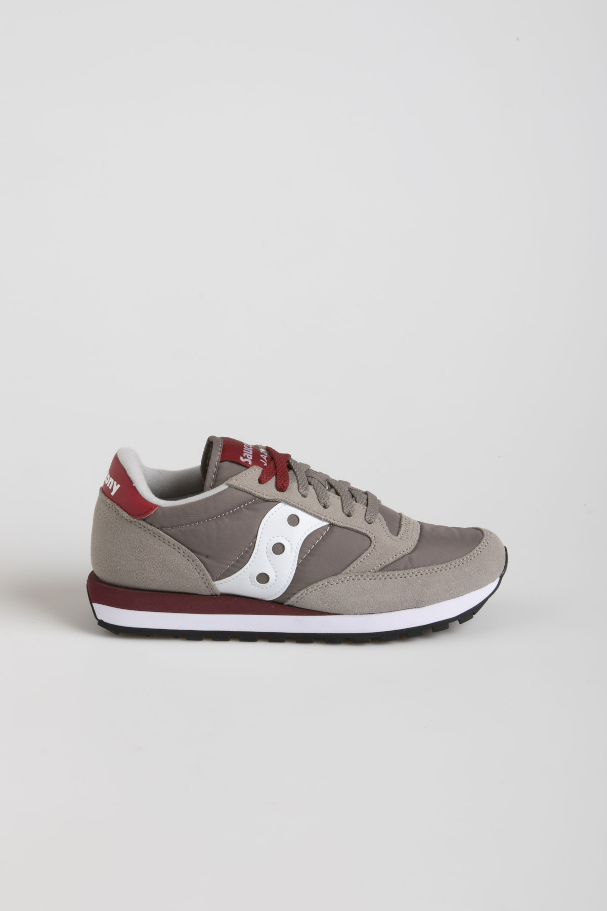 SAUCONY JAZZ O' grey / red F/W 19-20