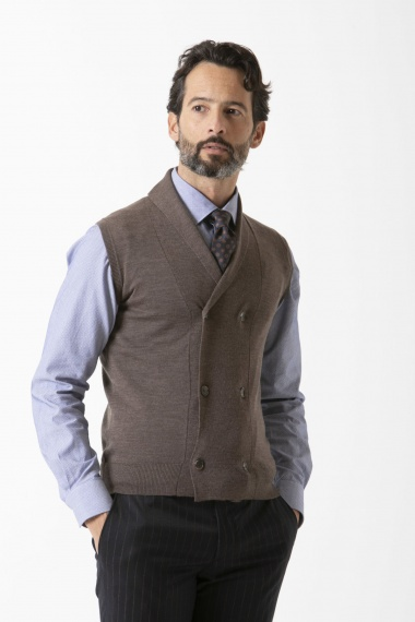 Vest for man RIONE FONTANA F/W 19-20