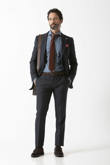 Suit for man LUIGI BIANCHI MANTOVA F/W 19-20