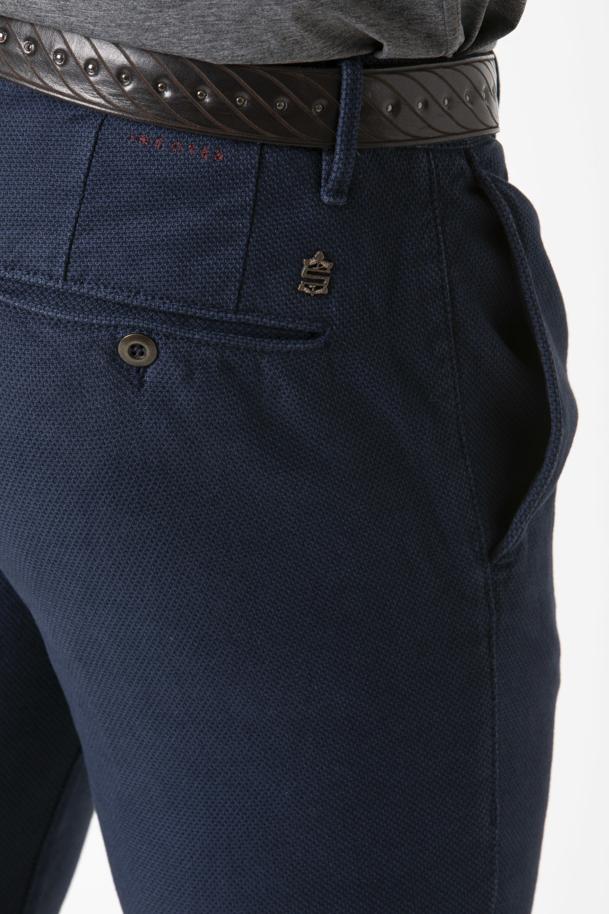 Trousers for man SLACKS BY INCOTEX F/W