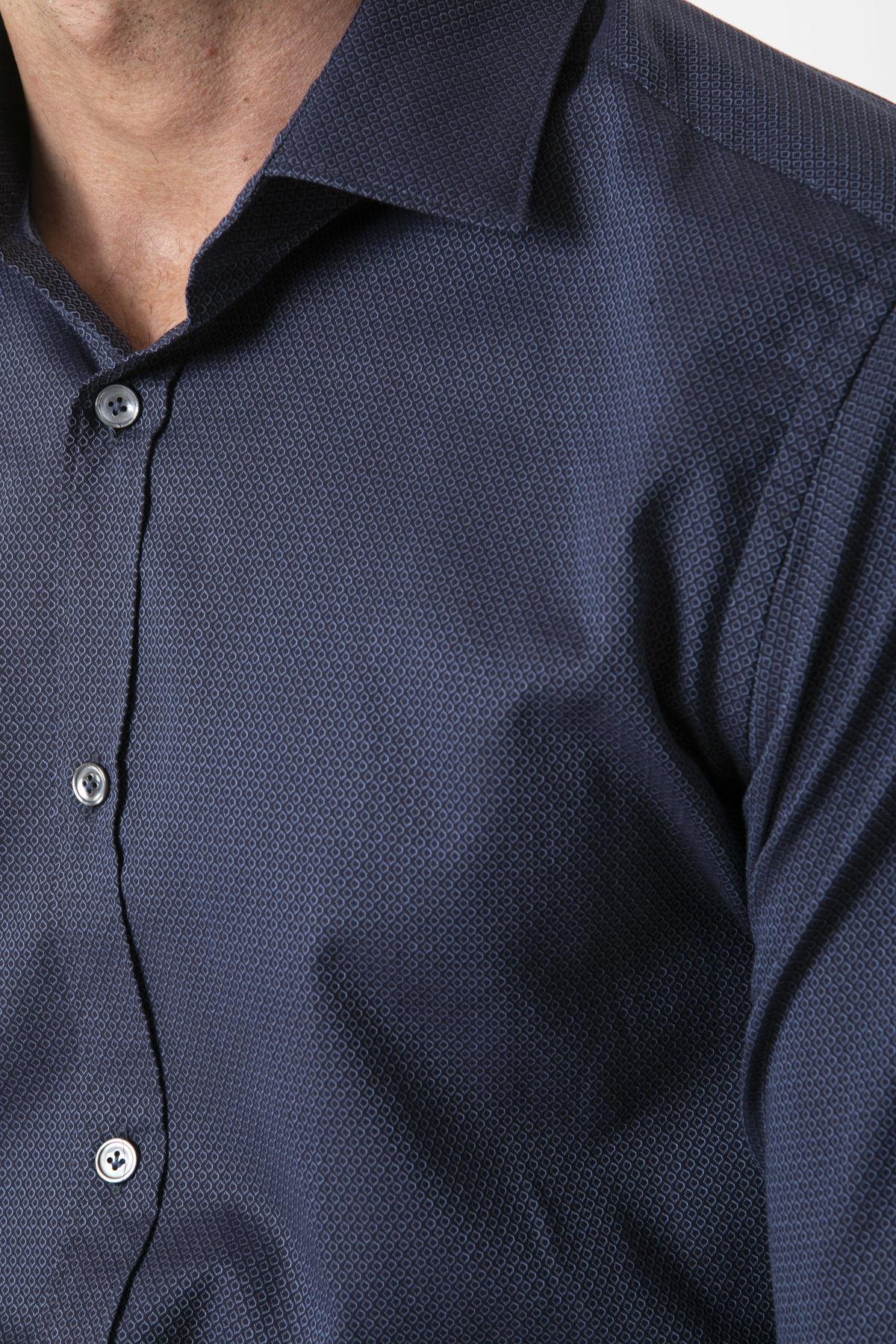 Camicia per uomo BORSA A/I