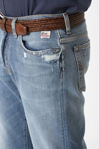 TRECHTER Jeans for man ROY ROGER'S F/W 19-20